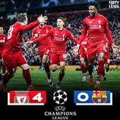 Here Are The Champions League Matches We Will Never Forget, Who Will Win The UCL This Year?