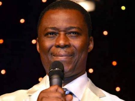 General Overseer of Mountain On Fire Ministry, Olukoya Urges Nigerians Not to Joke with COVID-19