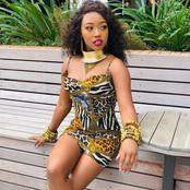 Neliswa Faith Sibiya slays in this gorgeous outfit which left many people in Mzansi speechless