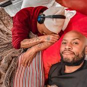 Somizi's Photo Sleeping With Headphones Causes Stir On Social Media