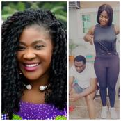 Fans react as Mercy Johnson shares video of herself dancing for her husband