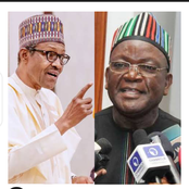 After Buhari Gave A Shoot At Sight Order On Anyone With AK 47-Guns, See What Governor Ortom Said