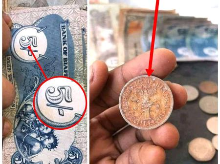 Checkout The Old Biafran Currency That Caused Stir Online