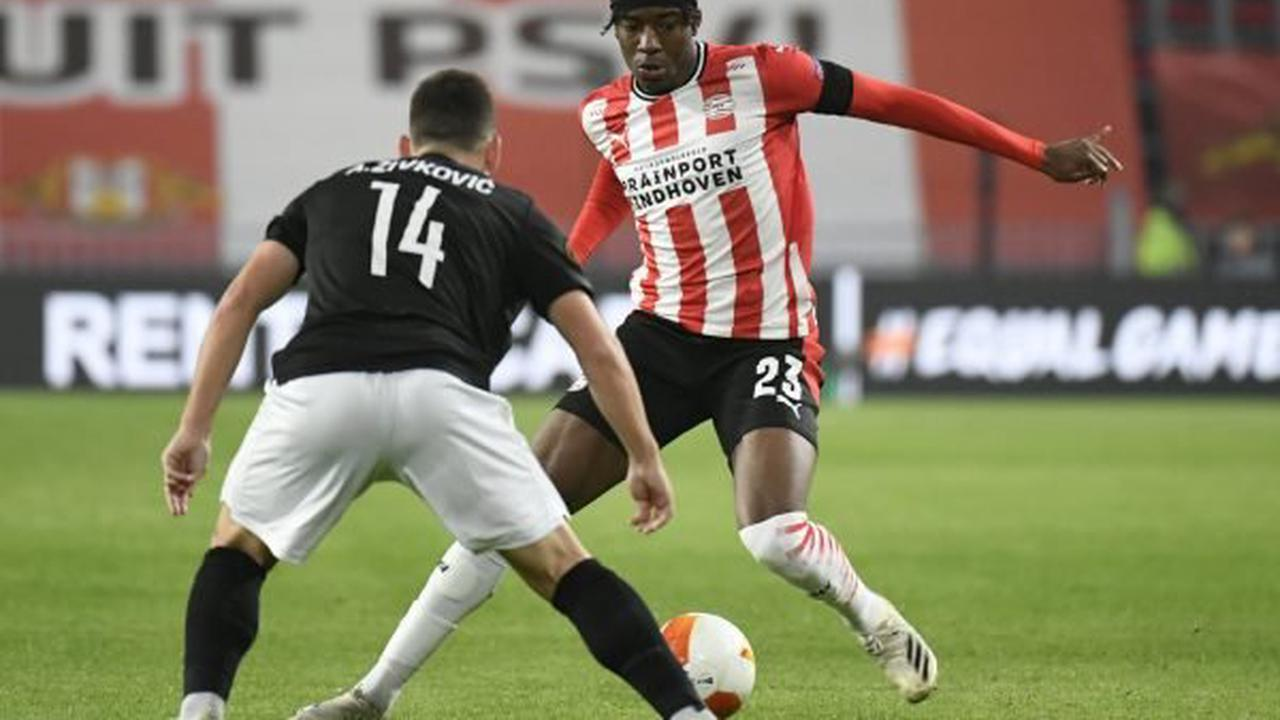 Crystal Palace have been linked with a move for Noni Madueke