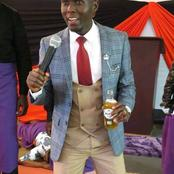 There's always that liquor pastor ready to hinder the gospel of Jesus, see here