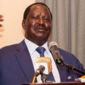 """Saum Maqbul"" Raila Odinga's Remarks Sparks Reactions Among Kenyans"