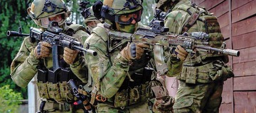 """Défense : Pourquoi les """"Spetsnaz"""", forces spéciales russes font si peur ?"""