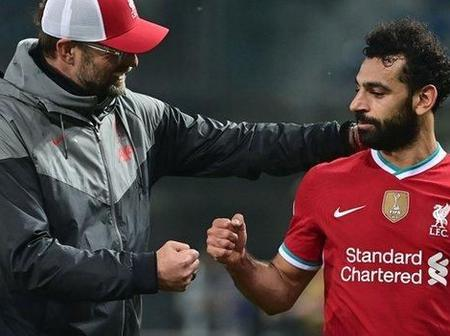 Mohamed Salah participates in Liverpool training and is ready to participate in front of Atalanta