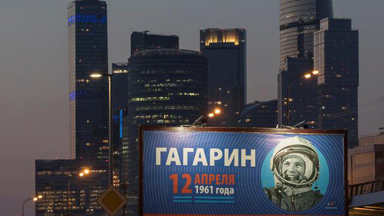 On Gagarin flight anniversary, Putin vows Russia will remain space power