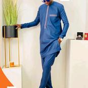 Men, Dress Like A King To Church Tomorrow With These Unique Ankara Outfits