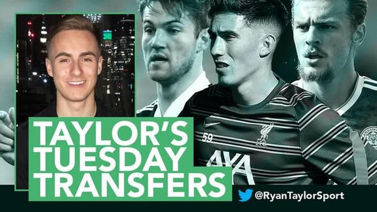 Taylor's Tuesday Transfers: Tottenham's Andersen U-turn, Liverpool secure Wilson clause
