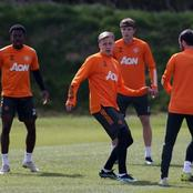 Manchester United Confirm The Addition Of Highly Rated Teenage Defender To Their Europa League Squad