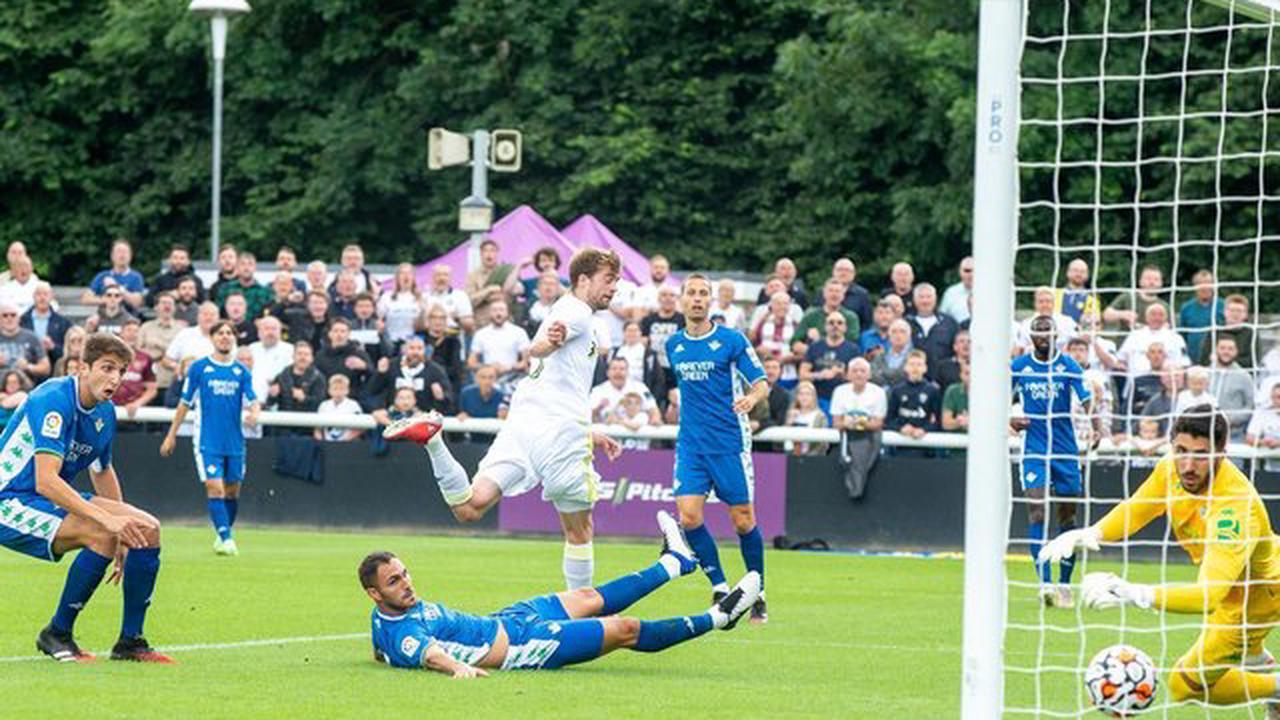 Leeds United 2 Real Betis 3 - Europa League-bound Spaniards outscore Whites with chances aplenty