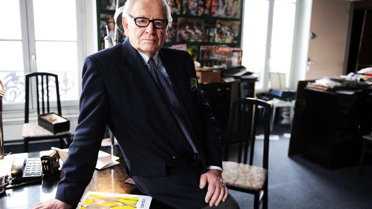 Famed French designer Pierre Cardin dies at 98