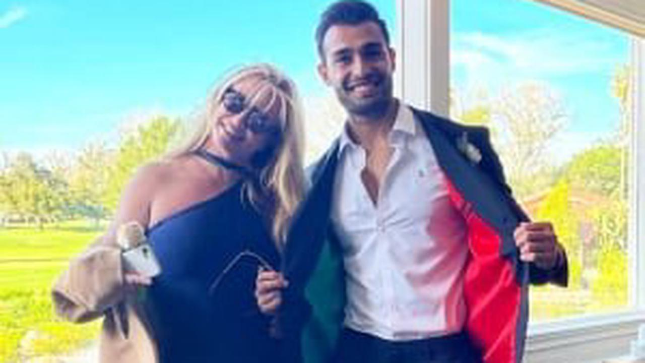 Britney's Fiance Sam Asghari: I Would Get My A** Kicked by My Family If I've Ever Mistreated Women