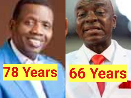 Meet 7 Popular Nigerian Pastors Above 60 Years Who Are Still Making Impact [Photos]