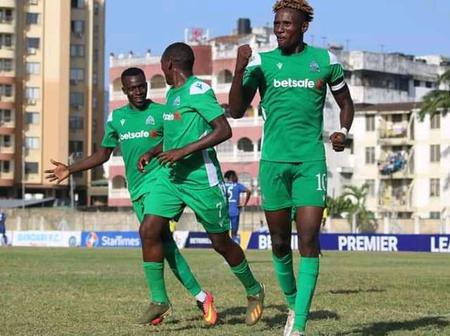 Goodbyes Are Never Easy To Say But The Time Has Come To Say It- Gor's Striker Bids The Team Farewell
