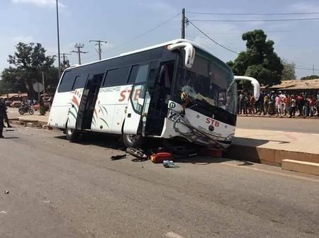 Ferkéssedougou : grave accident de circulation, deux femmes violemment percutées ce jour