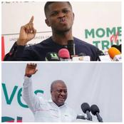 Massive Joy As Sammy Gyamfi Uncovers Fresh And Solid Evidence, Finally Gives Hope To Mahama And NDC