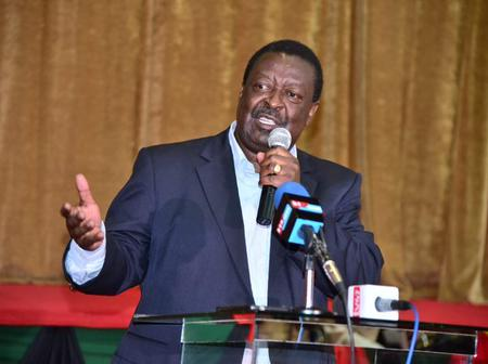 Mudavadi reveals there were forces who wanted him against the BBI