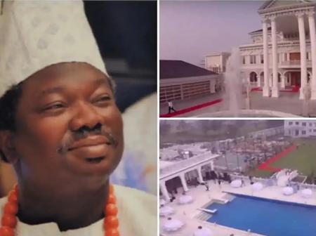 Meet The Nigerian Billionaire Who Owns #2 Billion Fleets Of Cars, $12 Million Mansion