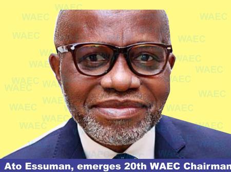 Ghanaian professor elected new WAEC board chairman