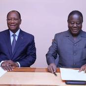 Tout sur le prochain tête-à-tête entre Alassane Ouattara et Henri Konan Bédié