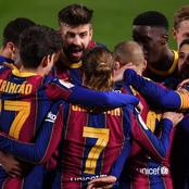 Barca Pulls Off Another Spectacular Comeback In Copa Semis