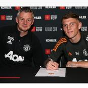 Done Deal; Manchester United Star Sign New Contract With The Club Until 2023