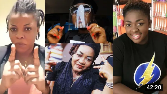 0e1bdc9611039e03a0e6fb21df75b675?quality=uhq&resize=720 - Christiana Awuni descend on Kani Gloria for bringing past secrets of her friend Tracey Boakye out