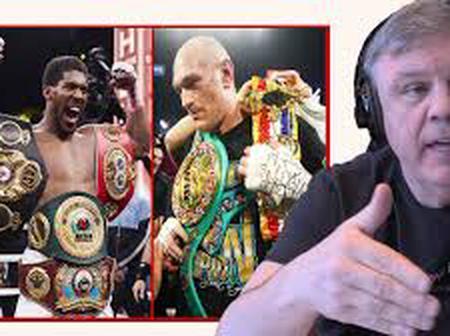 Teddy Atlas Believes Tyson Fury Can Knockout Anthony Joshua