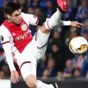 Manchester United consider Ajax Star as Porto Star alternative