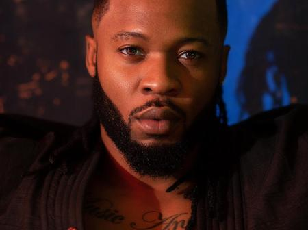 See Amazing picture of Flavour as he marks 37