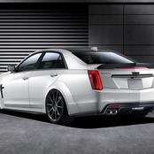 The Cadillac CTS-V Hennessey Can Be Yours Right Now If You Have Money You Can Buy It!