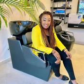 Betty Kyalo's Post On Instagram Has Left Netizens Congratulating her.