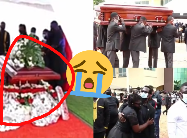 0e2f9d7a725f40c83ce41c1b8a5b6855?quality=uhq&resize=720 - So sad: Video of Joe Mettle's Gospel son's final burial service Kaysi Owusu, causes tears - Watch video