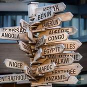 Ce que signifient les noms des pays d'Afrique