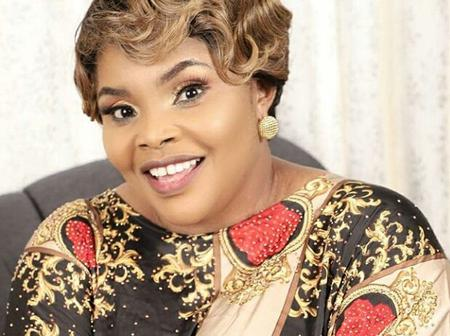 Yoruba Movie Actress, Lola Alao Pictured in Canada