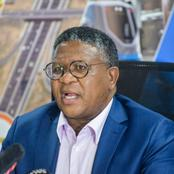 Mbalula Sends Strong Warning To Jacob Zuma's Supporters