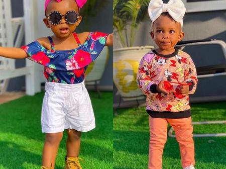 See these dazzling photos of Strongman's adorable daughter