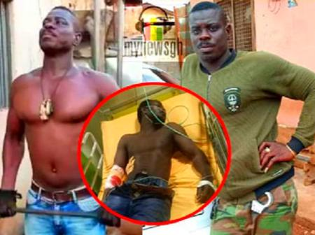 Winneba: Man Has Ended The Life Of His Own Brother For This Reason - Read Full Story