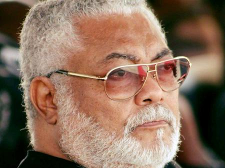 Burial Date For Late President Jerry John Rawlings Was Just Announced