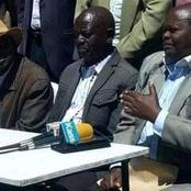 Dispute In Kalenjin Nation As Section Of Elders Oppose The Recently Handed Over Leadership Artifacts
