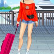 Confused On The Best Outfits To Rock When Travelling? Checkout These Cartoon Photos.