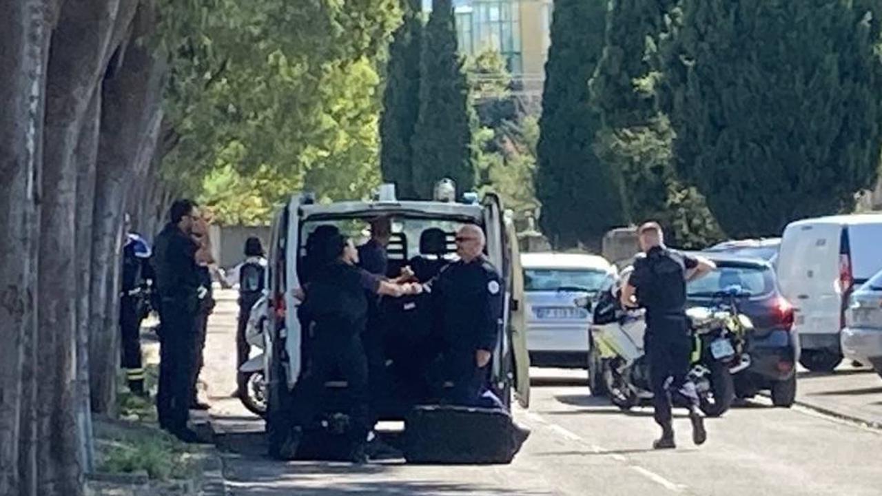 Cavaillon - Coups de feu à Dr Ayme : une opération de police en cours