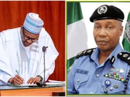Profile: Meet The New Acting IGP That Was Appointed By President Buhari