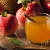Healthy Living: Untold benefits of apple cider vinegar juice