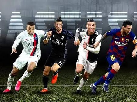 Check out top 5 fastest footballers in the world.