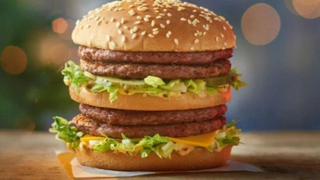 McDonald's removes three items to make way for limited edition menu