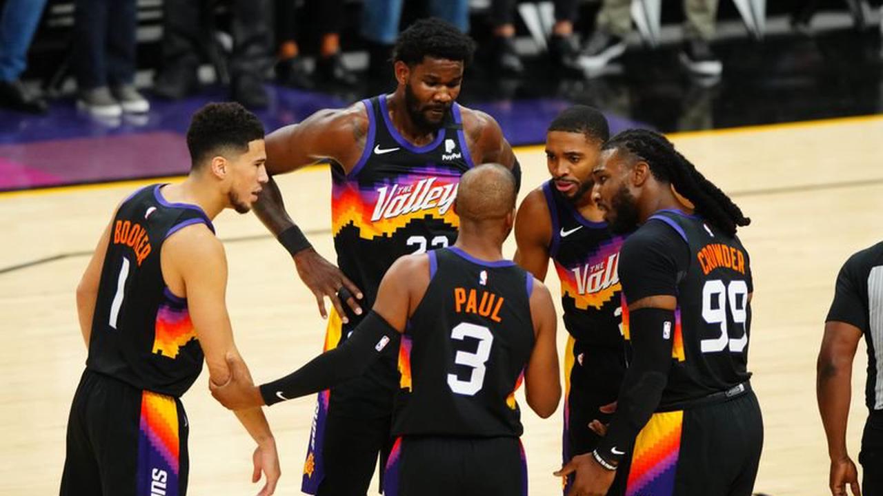 Les Suns rayonnent face à Denver